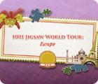 1001 Jigsaw World Tour: Europe gioco