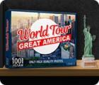 1001 Jigsaw World Tour: Great America gioco