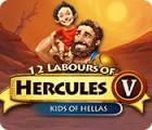 12 Labours of Hercules: Kids of Hellas gioco