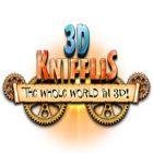3D Knifflis: The Whole World in 3D! gioco