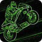 3D Neon Race gioco