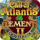 4 Elements II - Call of Atlantis Treasures of Poseidon Double Pack gioco