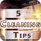 Five Cleaning Tips gioco