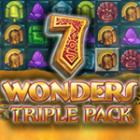 7 Wonders Triple Pack gioco