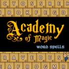 Academy of Magic: Word Spells gioco