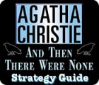 Agatha Christie: And Then There Were None Strategy Guide gioco