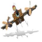 El Airplane gioco