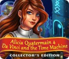 Alicia Quatermain 4: Da Vinci and the Time Machine Collector's Edition gioco