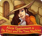 Alicia Quatermain 4: Da Vinci and the Time Machine gioco