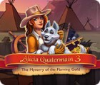 Alicia Quatermain 3: The Mystery of the Flaming Gold gioco