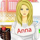 Anna's Delicious Chocolate Cake gioco