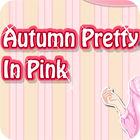 Autumn Pretty in Pink gioco