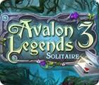 Avalon Legends Solitaire 3 gioco