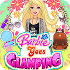 Barbie Goes Glamping gioco