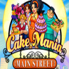 Cake Mania Main Street gioco