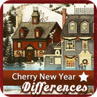 Cherry New Year 5 Differences gioco
