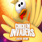 Chicken Invaders 3: Revenge of the Yolk Easter Edition gioco