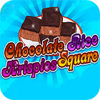 Chocolate RiceKrispies Square gioco