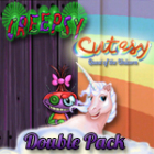 Creepsy and Cutsey Double Pack gioco