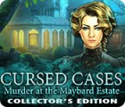 Cursed Cases: Murder at the Maybard Estate Collector's Edition gioco