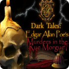 Dark Tales: Edgar Allan Poe's Murders in the Rue Morgue Collector's Edition gioco