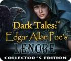 Dark Tales: Edgar Allan Poe's Lenore Collector's Edition gioco