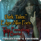 Dark Tales: Edgar Allan Poe's The Premature Burial Collector's Edition gioco