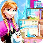 Decorate Frozen Castle gioco