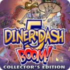 Diner Dash 5: Boom Collector's Edition gioco
