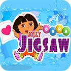Dora the Explorer: Jolly Jigsaw gioco
