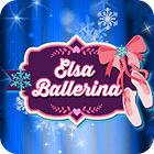 Elsa Ballerina gioco