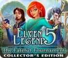 Elven Legend 5: The Fateful Tournament Collector's Edition gioco