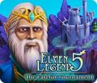 Elven Legend 5: The Fateful Tournament gioco