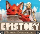 Epistory: Typing Chronicles gioco