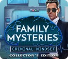 Family Mysteries: Criminal Mindset Collector's Edition gioco