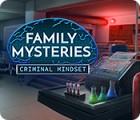 Family Mysteries: Criminal Mindset gioco