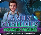 Family Mysteries: Poisonous Promises Collector's Edition gioco