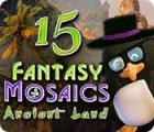 Fantasy Mosaics 15: Ancient Land gioco