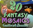 Fantasy Mosaics 20: Castle of Puzzles gioco