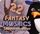 Fantasy Mosaics 22: Summer Vacation gioco