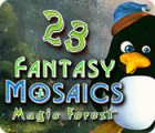 Fantasy Mosaics 23: Magic Forest gioco