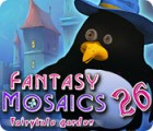 Fantasy Mosaics 26: Fairytale Garden gioco