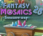 Fantasy Mosaics 28: Treasure Map gioco