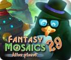 Fantasy Mosaics 29: Alien Planet gioco