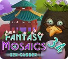 Fantasy Mosaics 34: Zen Garden gioco
