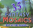 Fantasy Mosaics 35: Day at the Museum gioco