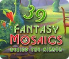 Fantasy Mosaics 39: Behind the Mirror gioco