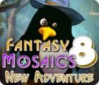Fantasy Mosaics 8: New Adventure gioco