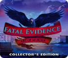 Fatal Evidence: Art of Murder Collector's Edition gioco