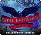 Fatal Evidence: The Missing Collector's Edition gioco